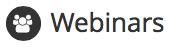 icons-Webniars
